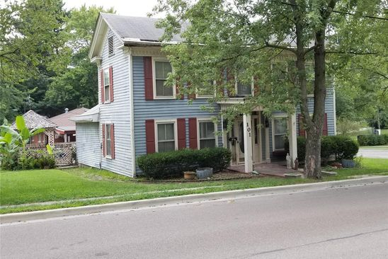4 bed 2 bath Single Family at 101 S ALTON ST LEBANON, IL, 62254 is for sale at 75k - google static map