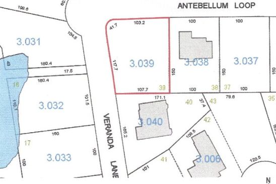 null bed null bath Vacant Land at 000 Antebellum Lp Andalusia, AL, 32420 is for sale at 16k - google static map