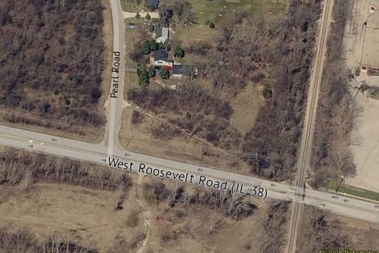 null bed null bath Vacant Land at  Necorner Pearl and Roosevelt Rd West Chicago, IL, 60185 is for sale at 199k - google static map