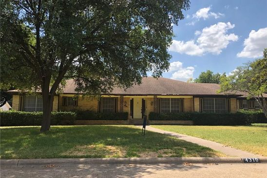 4 bed 4 bath Single Family at 4310 Northview Ln Dallas, TX, 75229 is for sale at 683k - google static map