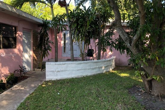 3 bed 2 bath Single Family at 41 NE 116th St Miami, FL, 33161 is for sale at 275k - google static map