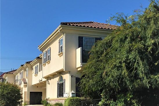 3 bed 3 bath Townhouse at 45 Genoa St Arcadia, CA, 91006 is for sale at 728k - google static map