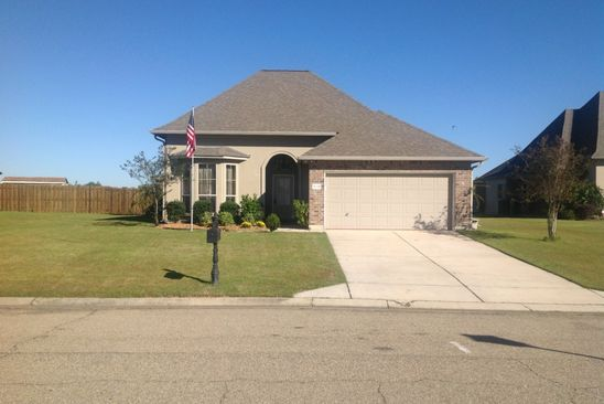 3 bed 2 bath Single Family at 6119 Waterford Ln Sorrento, LA, 70778 is for sale at 220k - google static map