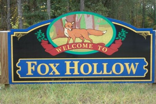 null bed null bath Vacant Land at 9960 Fox Hollow Dr Hampton, FL, 32044 is for sale at 15k - google static map