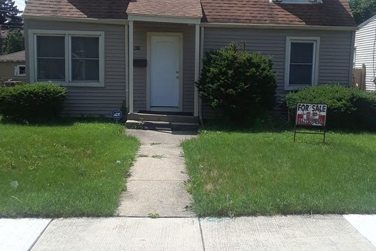 3 bed 1.5 bath Single Family at 3611 W 86TH PL CHICAGO, IL, 60652 is for sale at 160k - google static map