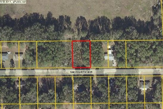 null bed null bath Vacant Land at 4TH Ave Trenton, FL, 32693 is for sale at 14k - google static map