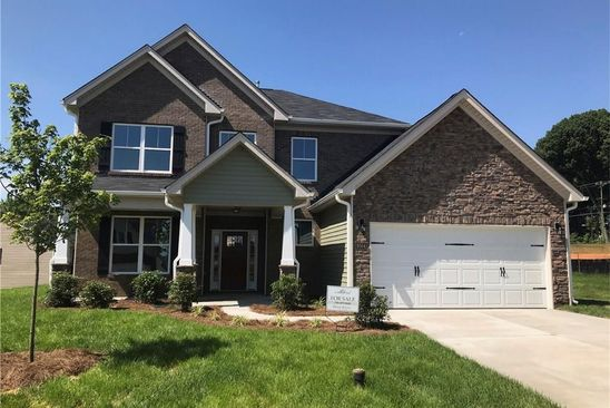 4 bed 4 bath Single Family at 1843 Ridge Creek Dr Kernersville, NC, 27284 is for sale at 322k - google static map