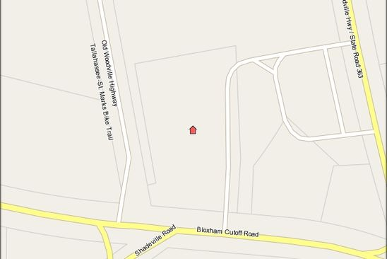 null bed null bath Vacant Land at XX Bloxham Cutoff Rd Crawfordville, FL, 32327 is for sale at 129k - google static map