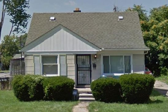 3 bed 1 bath Single Family at 9301 Auburn St Detroit, MI, 48228 is for sale at 33k - google static map
