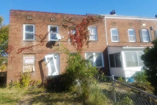 2 bed 1 bath Townhouse at 2721 Bookert Dr Baltimore, MD, 21225 is for sale at 16k - google static map
