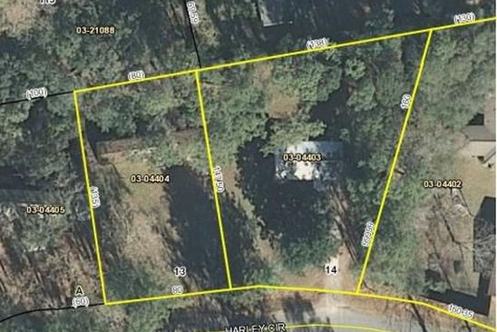 2 bed null bath Vacant Land at 13 14 Harley Dr Brunswick, GA, 31523 is for sale at 46k - google static map