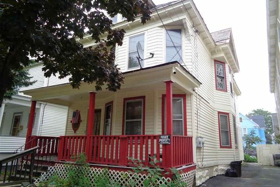6 bed 2 bath Multi Family at 54 Elder St Schenectady, NY, 12304 is for sale at 60k - google static map