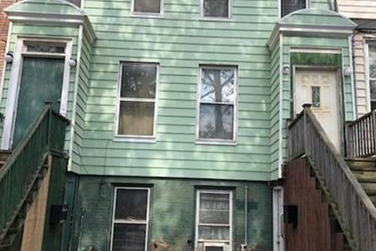 3 bed 2 bath Single Family at 18 Highland Ave Jersey City, NJ, 07306 is for sale at 399k - google static map