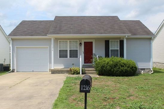 2 bed 1 bath Single Family at 1216 STERNWHEEL CT BOWLING GREEN, KY, 42103 is for sale at 115k - google static map