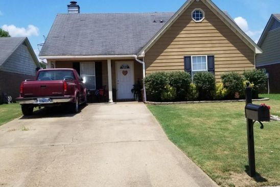 3 bed 2 bath Single Family at 2952 Churchwell Dr Horn Lake, MS, 38637 is for sale at 93k - google static map