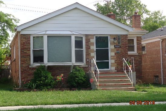 3 bed 1 bath Single Family at 3424 W 84TH PL CHICAGO, IL, 60652 is for sale at 160k - google static map