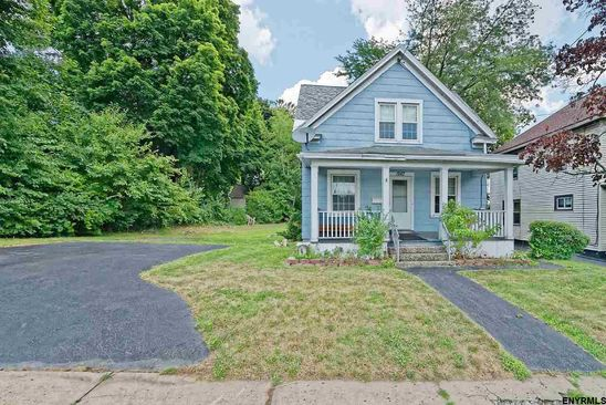 3 bed 2 bath Single Family at 1267 BELMONT AVE SCHENECTADY, NY, 12308 is for sale at 100k - google static map
