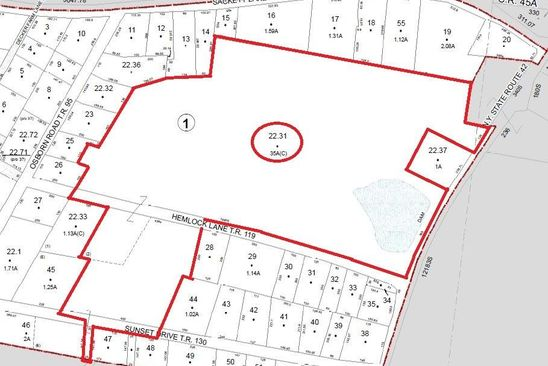null bed null bath Vacant Land at  Hemlock Monticello, NY, 12701 is for sale at 60k - google static map