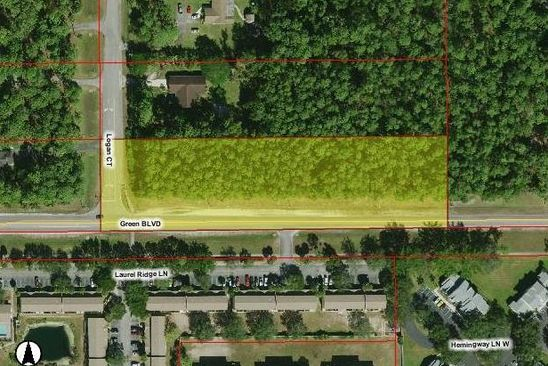 null bed null bath Vacant Land at  Green Blvd Naples, FL, 34116 is for sale at 276k - google static map