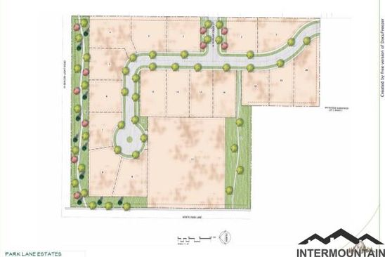 null bed null bath Vacant Land at  Tbd N Park Ln Eagle, ID, 83616 is for sale at 985k - google static map