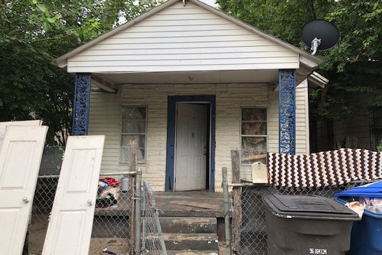 1 bed 1 bath Single Family at 1610 LOMA VISTA ST SAN ANTONIO, TX, 78207 is for sale at 25k - google static map