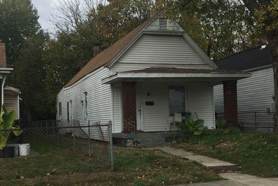 4 bed 2 bath Single Family at 1322 HEMLOCK ST LOUISVILLE, KY, 40211 is for sale at 22k - google static map