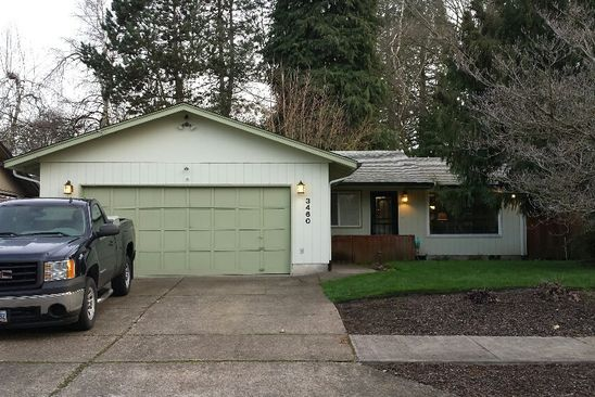 3 bed 2 bath Single Family at 3460 WOOD AVE EUGENE, OR, 97402 is for sale at 230k - google static map