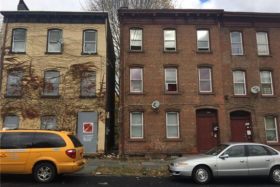 8 bed 3 bath Multi Family at 268 1ST ST NEWBURGH, NY, 12550 is for sale at 275k - google static map