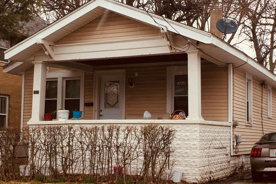 2 bed 1 bath Single Family at 205 E MCCLURE AVE PEORIA, IL, 61603 is for sale at 30k - google static map