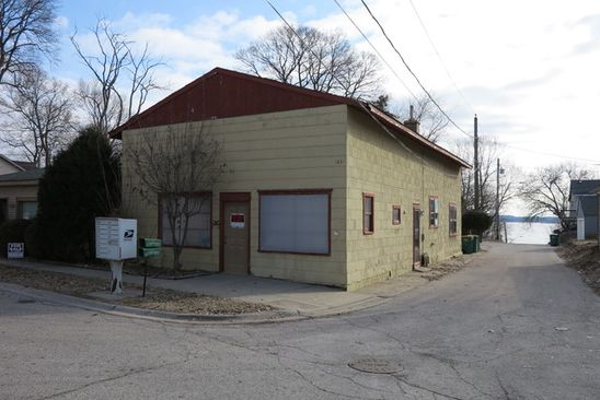 2 bed 1 bath Single Family at 163 FOREST AVE FOX LAKE, IL, 60020 is for sale at 35k - google static map