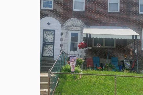 3 bed 1 bath Townhouse at 4610 ASHVILLE ST PHILADELPHIA, PA, 19136 is for sale at 125k - google static map