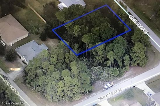 null bed null bath Vacant Land at 2684 Palomar Ave SE Palm Bay, FL, 32909 is for sale at 9k - google static map