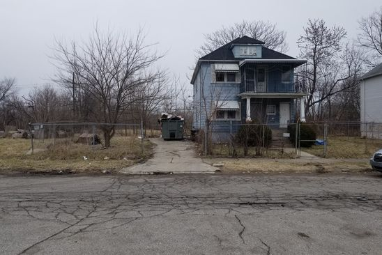 3 bed 2 bath Multi Family at 1108 COPLIN ST DETROIT, MI, 48215 is for sale at 25k - google static map