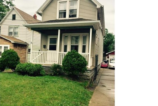 3 bed 2 bath Multi Family at 33 Caldwell Pl Lackawanna, NY, 14218 is for sale at 65k - google static map