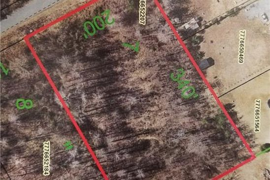 null bed null bath Vacant Land at 7 Plantation Manor Dr Randleman, NC, 27317 is for sale at 20k - google static map
