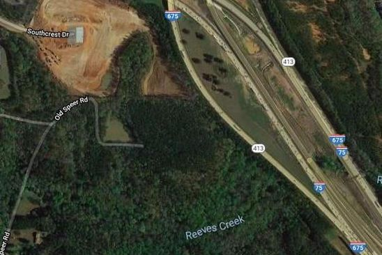 null bed null bath Vacant Land at  Old Spear Rd Stockbridge, GA, 30281 is for sale at 1.45m - google static map