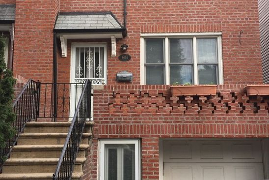 4 bed 3 bath Single Family at 6636 RIDGE BLVD BROOKLYN, NY, 11220 is for sale at 1.29m - google static map