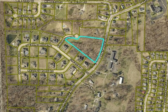 null bed null bath Vacant Land at 6015 Bishopsgate Rd Evansville, IN, 47710 is for sale at 50k - google static map