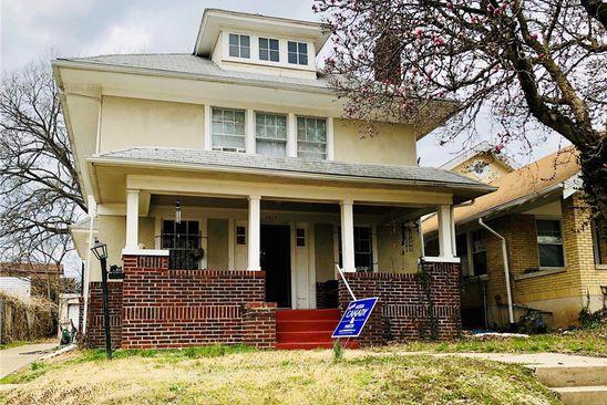 3 bed 1 bath Single Family at 4404 Benton Blvd Kansas City, MO, 64130 is for sale at 59k - google static map