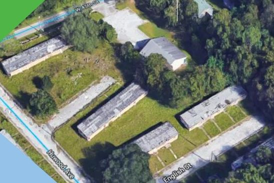 8 bed 12 bath Multi Family at 5533 Huwood Ct Jacksonville, FL, 32208 is for sale at 90k - google static map