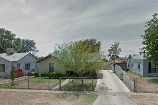 null bed null bath Townhouse at 1419 N LAUDERDALE AVE ODESSA, TX, 79763 is for sale at 125k - google static map