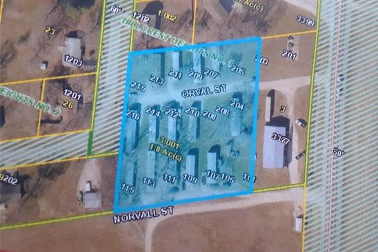 0 bed null bath Multi Family at 1 Orval Elsberry, MO, 63343 is for sale at 150k - google static map