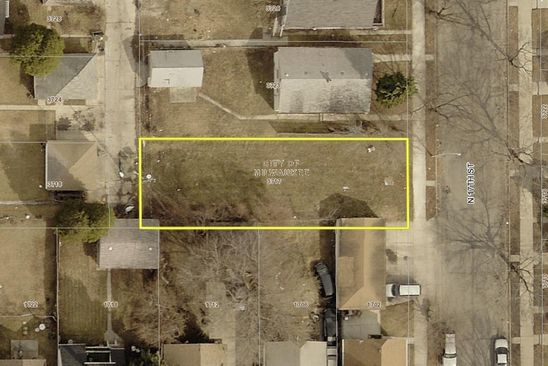 0 bed null bath Vacant Land at 3717 N 17TH ST MILWAUKEE, WI, 53206 is for sale at 3k - google static map